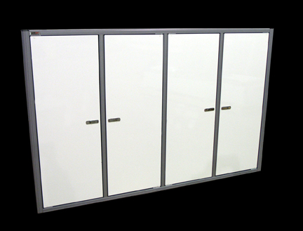 4 Door WHEEL WELL CABINET