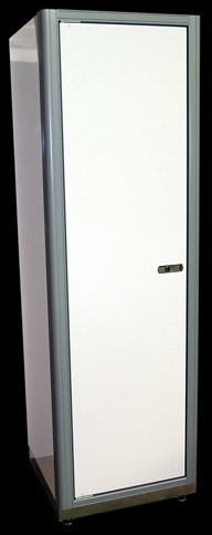 Single Door Closet