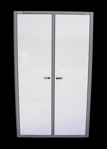 Double Door Closet