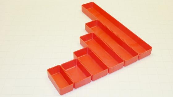 Plastic Boxes - Tool Box - Organizer Bins